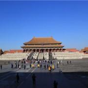 北京故宫博物院导游词