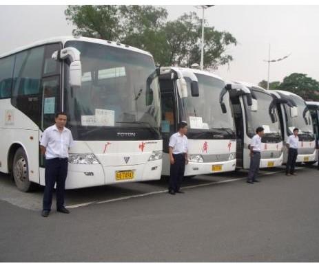 广西南宁旅游车集散调度中心