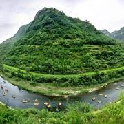 南江大峡谷景区
