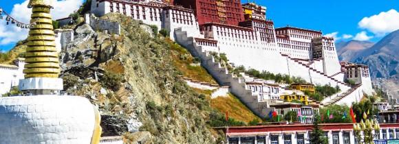 西藏拉萨布达拉宫 ——导游词