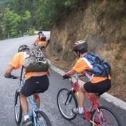 陆上骑行 水上漂流-桂林资源旅游新花样