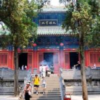 16人云台山+洛阳+少林寺标团,郑州接送火车