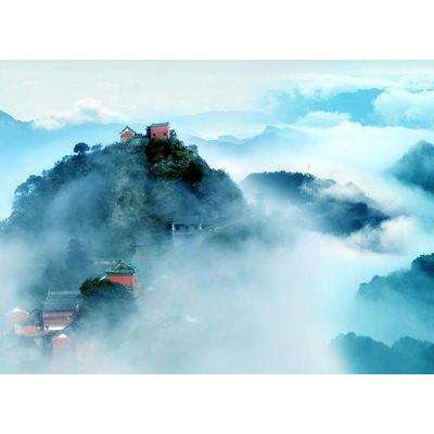 武汉、庐山五日游