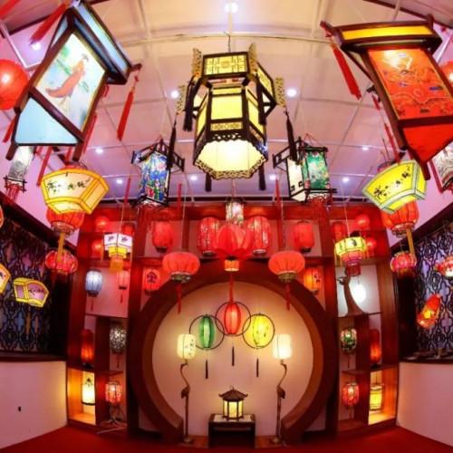 走街串巷感受新年,第二届国际灯笼节即将盛大开幕