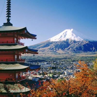 苏州出发到日本本州特价六日游