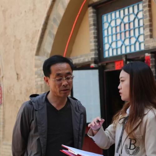 风光网视《掌门人专访》走进陕州地坑院景区