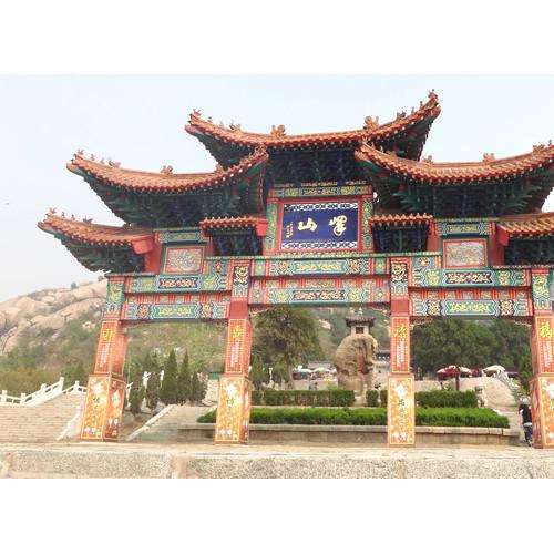 峄山风景区组团参加2019淮海经济区文化旅游产业交易会
