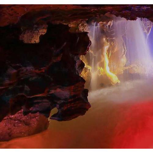 雪玉洞的三个世界罕见和四个世界之最