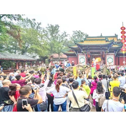 丰都鬼城:中国神曲之乡