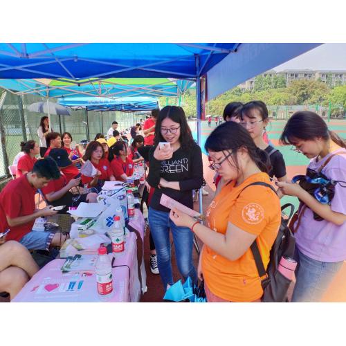 2019云阳龙缸爱情旅游文化节进校园:让云阳龙缸走进高校青年的视界