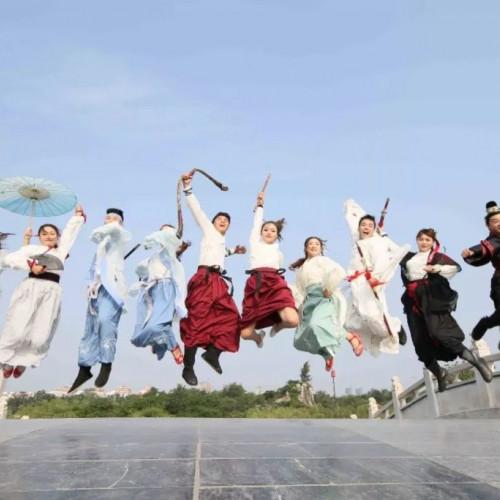 清明上河园:毕业旅行最佳选择地