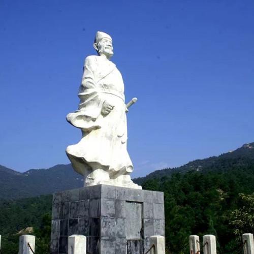 信阳灵山风景区面向高考考生免票游览