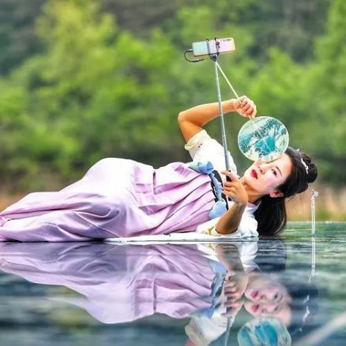 全球文化旅游创作者大会,南湾湖等你来拍!