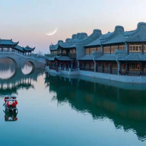 中国·开封(朱仙镇)第三届伏暑文化节盛大开幕!