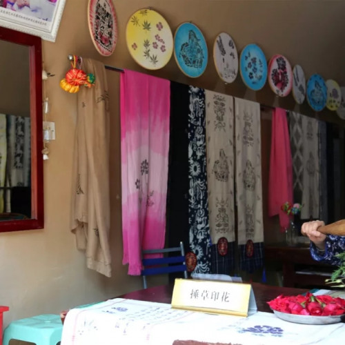 最美文旅乡村游,陕州地坑院欢迎您的到来