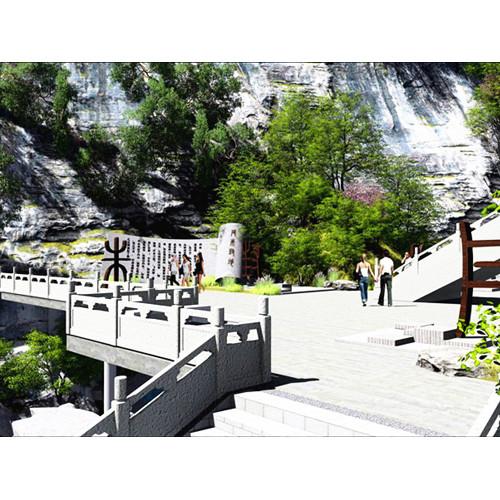峡谷奇观,生态王国,金丝峡清凉一夏