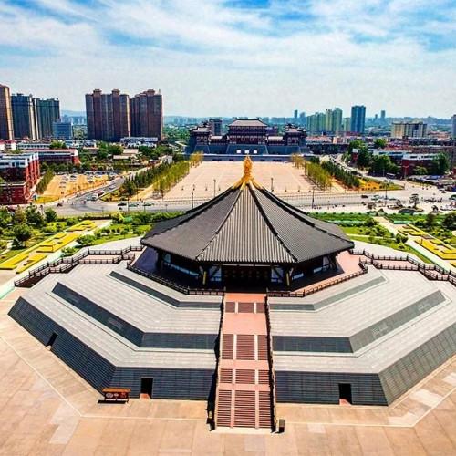 隋唐洛阳城:2019年首批洛阳市研学旅行基地