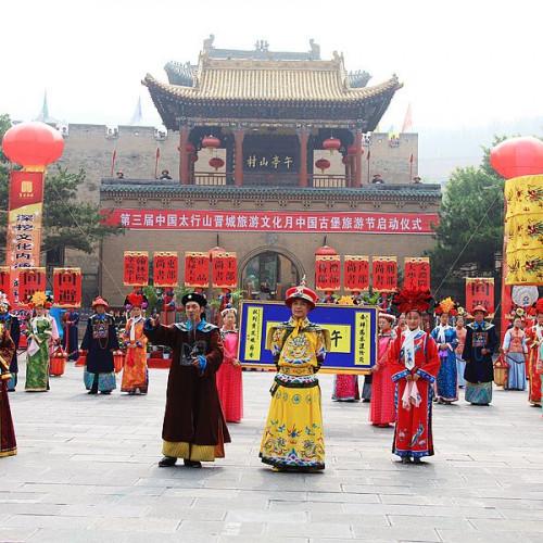 山西文化旅游推介会分别走进广州和深圳