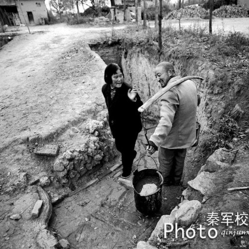 陕州地坑院:窑院是先民们的智慧结晶