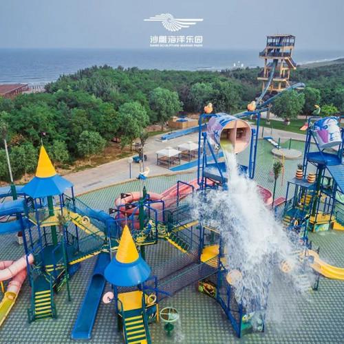 沙雕海洋乐园:满足你对暑期旅游的所有期待