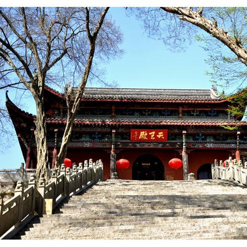 品游滁州,秀美琅琊山