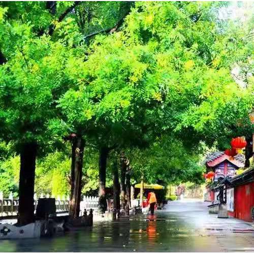 古灵山精彩活动迎国庆,邀您共度美好时光