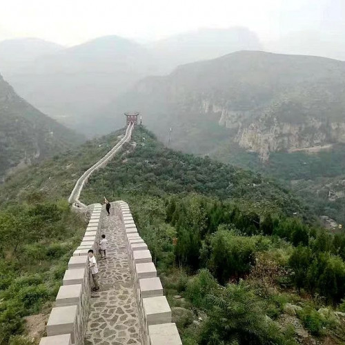 在这忙碌的红尘中,莫忘了来看一看淇县古灵山的秋