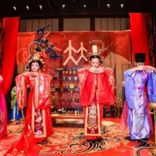 普救寺第二十二届爱情文化节将于9月26日隆重开幕