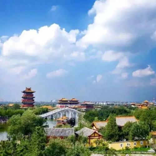 河南开封清明上河园:让传统文化从画卷中走出来