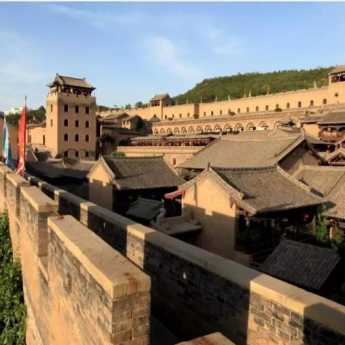 做皇城相府的寻梦人,享受这片古堡文化