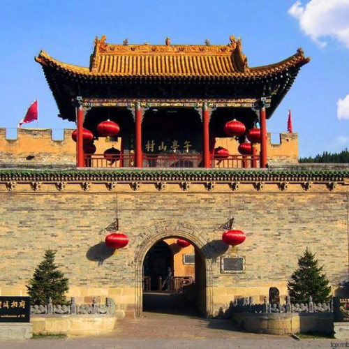 皇城相府上榜全国文化旅游景区最具影响力top10