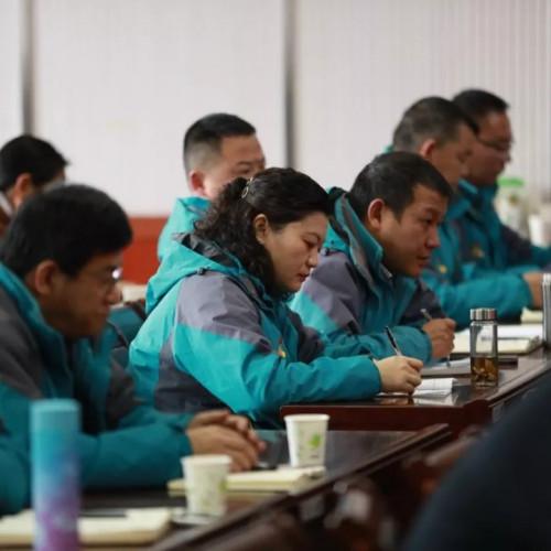 鸡公山管理区召开创建国家5A级旅游景区推进大会