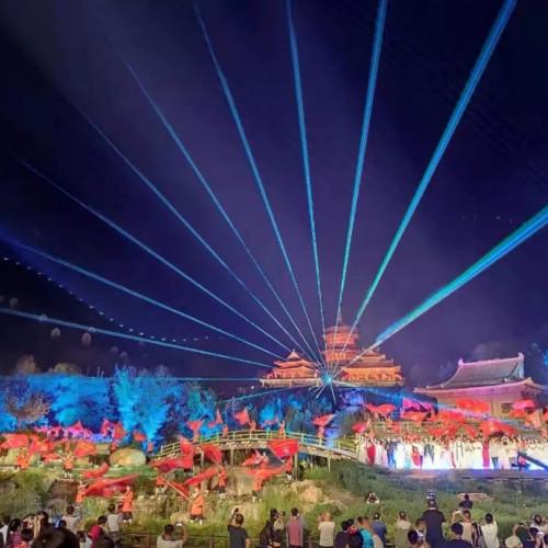 2019《禅宗少林·音乐大典》圆满收官,2020再相逢