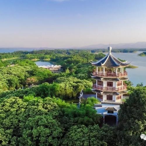 南湾湖风景区申请评定河南省旅游度假区工作汇报会顺利召开