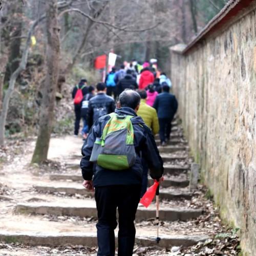 2020年全国新年登高健身大会即将在鸡公山景区开幕