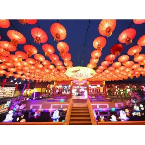 第二十届大宋·年民俗文化节会把中国传统文化进行到底