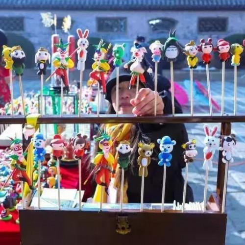 皇城相府景区新春庙会将于大年初一精彩开幕