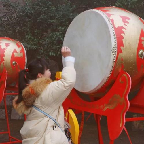 """春节来齐云山,过""""潮""""味年"""