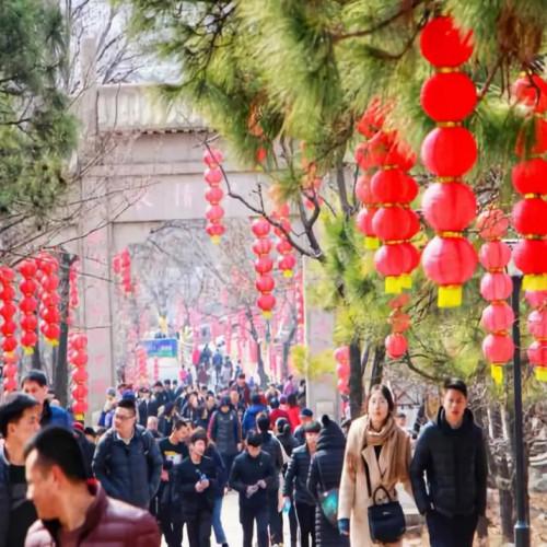 2020年第八届蒙山春节祈福庙会满足你的N个愿望