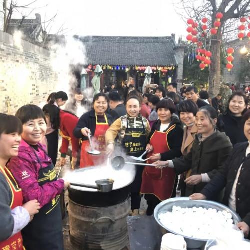 这个春节,袁家村带你大过中国年