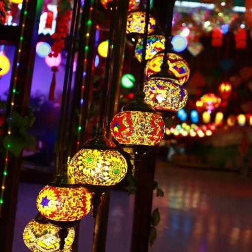 皇城相府生态文化旅游区亮灯仪式今晚惊艳开启