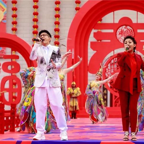 中国年,一定要来西安,一定要来大唐芙蓉园看看