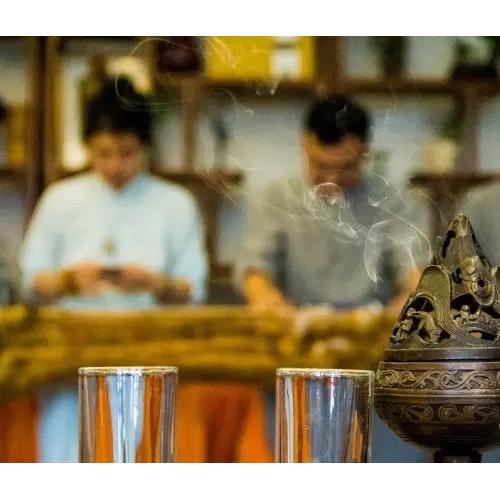 《禅宗少林·照见山居》禅宗文化和中国传统文化的参修与体验课程诚邀您来体验