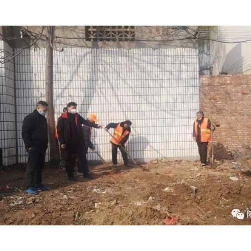 太极拳发源地——温县陈家沟景区自3月11日恢复开放
