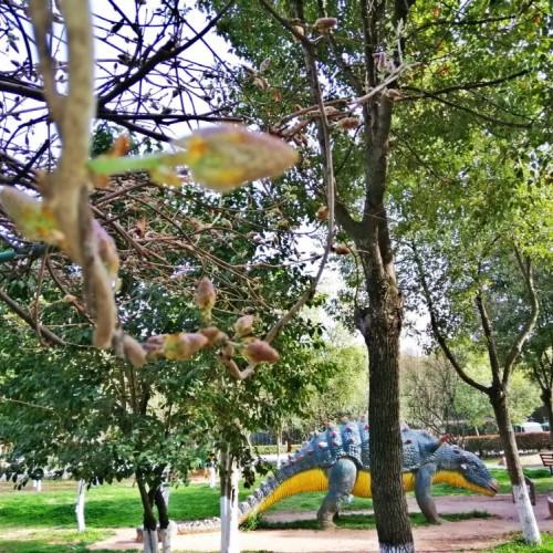 西峡恐龙遗迹园景区定于3月29日起有序恢复开放
