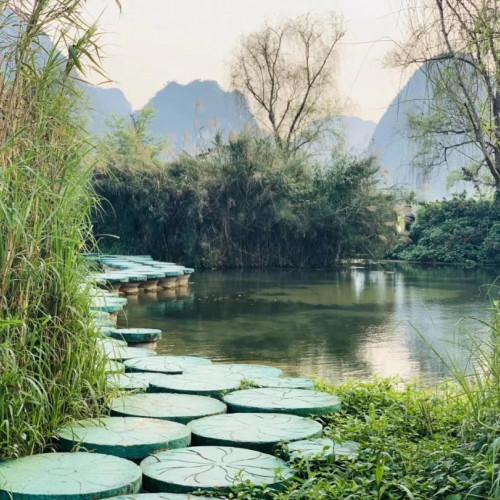 从诗歌中感受靖西山水的魅力