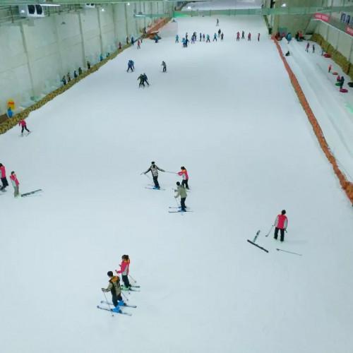 秦岭四季滑雪场5月30号开始对外营业