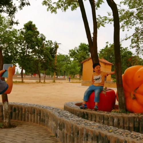 陕州地坑院邀您带上孩子来一场非遗民俗文化之旅吧