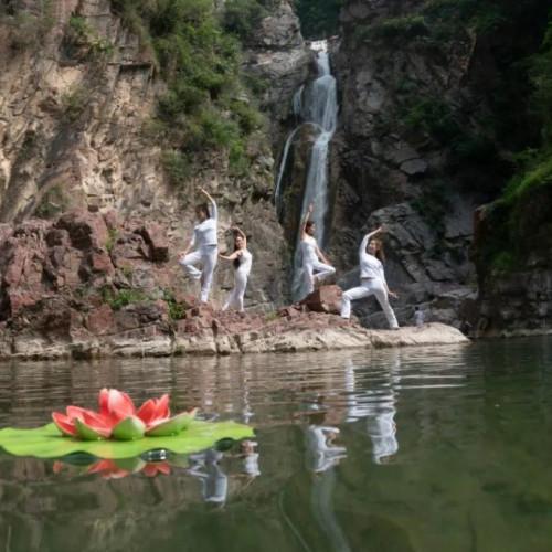 2020宝泉山水瑜伽大会即将开幕