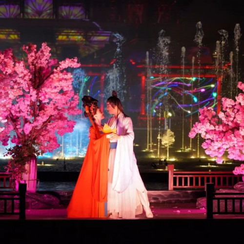 2020西安·曲江第二届龙虾音乐节开启龙虾狂欢